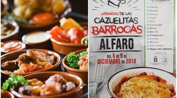 """El """"puente de diciembre"""" tiene en Alfaro sabor a cazuelilla"""