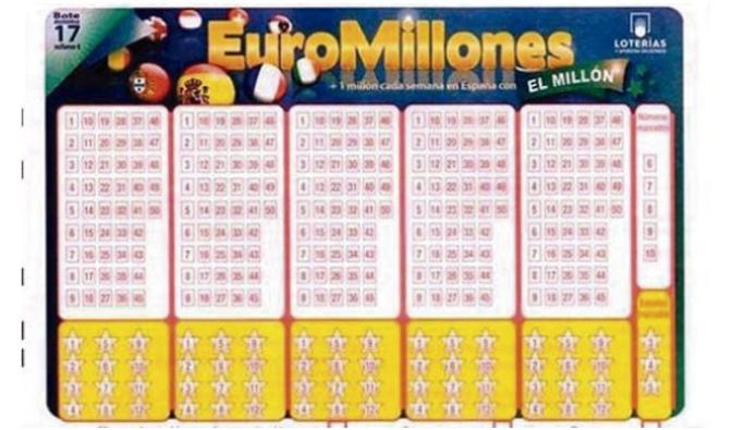 La suerte vuelve a San Adrián, en esta ocasión el sorteo de Euromillones