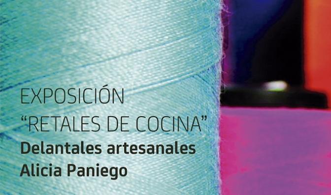"""Exposición de """"Retales de cocina"""""""