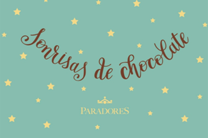 """Parador de Calahorra participa en la campaña """"Sonrisas de chocolate"""""""
