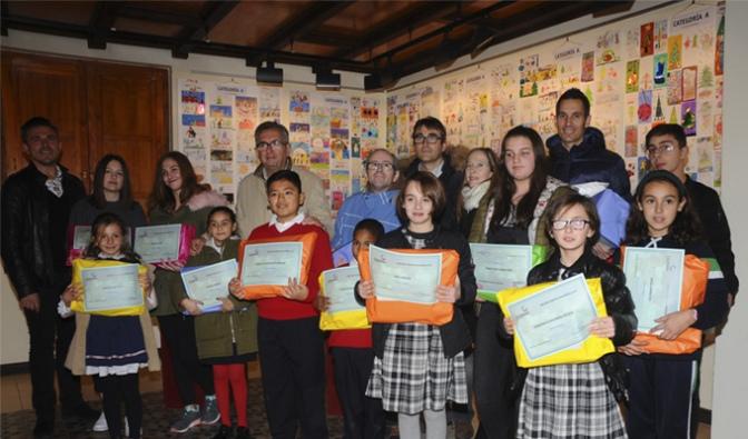 La sala municipal de exposiciones de la calle Mayor 24 acoge la exposición de tarjetas navideñas hasta el 20 de enero