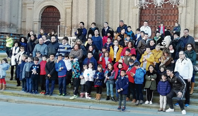 XVII Torneo de Reyes de Ajedrez Infantil