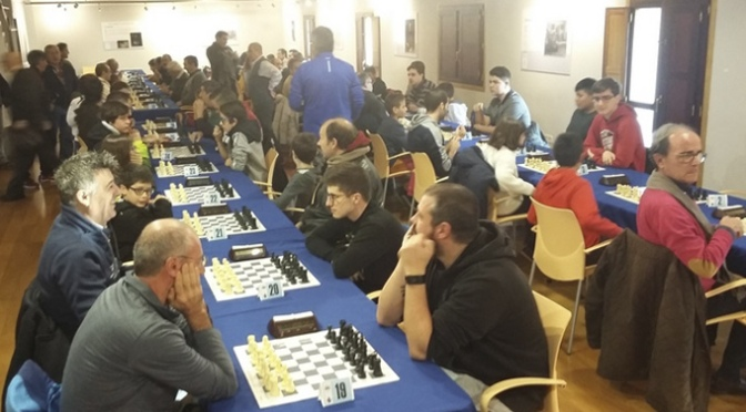 Torneo de Navidad del Club Ajedrez Alfaro