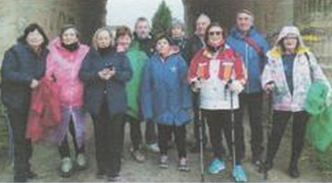 La Asociación Amigos del Camino en Alfaro propone nueva etapa del Camino Jacobeo del Ebro en enero