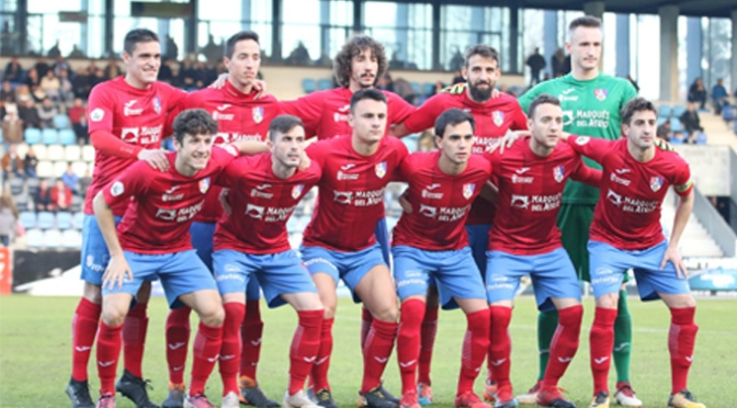 El CD Calahorra empató en Torrelavega, con lo que esta semana continuan los entrenamientos de cara al próximo partido