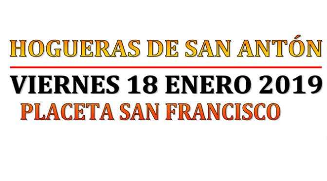 Hogueras de San Antón en Alfaro