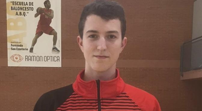 El jugador de ABQ Javier Gallardo máximo anotador en la liga Junior