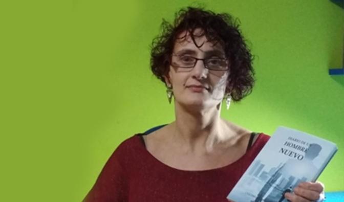 Cristina Jiménez Urriza de Aldeanueva de Ebro acaba de publicar su segunda novela