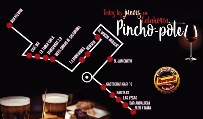 Hoy es Jueves de pincho pote en Calahorra