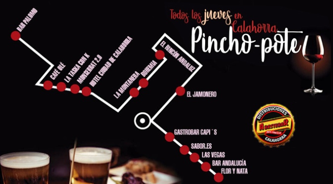 JUEVES ¡Hoy toca pinchopote!