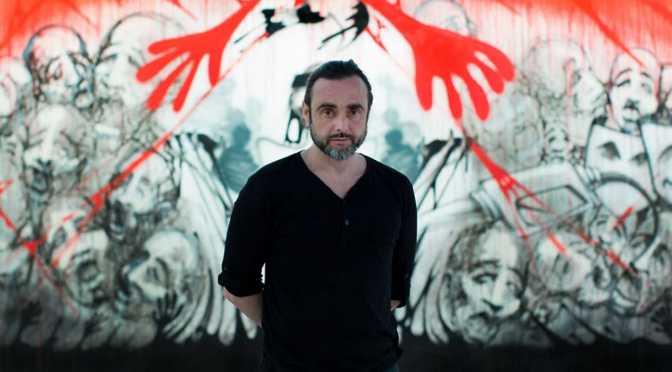 Continua el turismo artístico a través de murales a lo grande en Pradejón