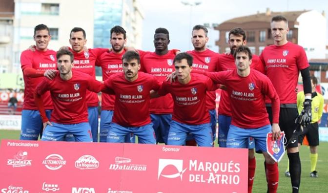 En un gran partido el CD Calahorra venció al Real Oviedo B por la mínima, aunque mereció más
