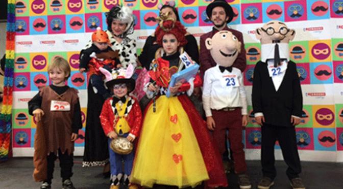 VIII Concurso infantil de disfraces en Eroski Calahorra