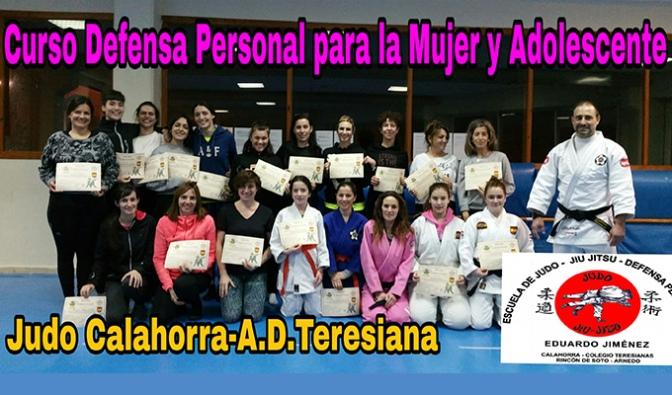 Veinte mujeres participaron el sábado en el Curso-taller defensa personal para la mujer