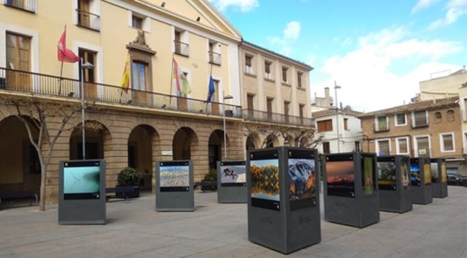 'Naturaleza de La Rioja' llega a la La Plaza de España de Alfaro