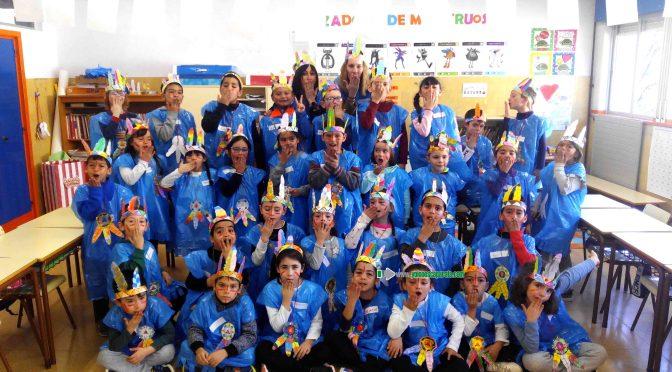 El CEIP Quintiliano celebra el Carnaval