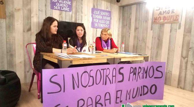Café feminista de Calahorra ya está preparando la huelga feminista 8M