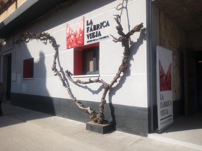 La Fábrica Vieja, Museo de la Conserva de San Adrián, abre sus puertas