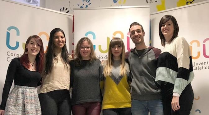 Nueva directiva del Consejo de la Juventud Comarcal de Calahorra