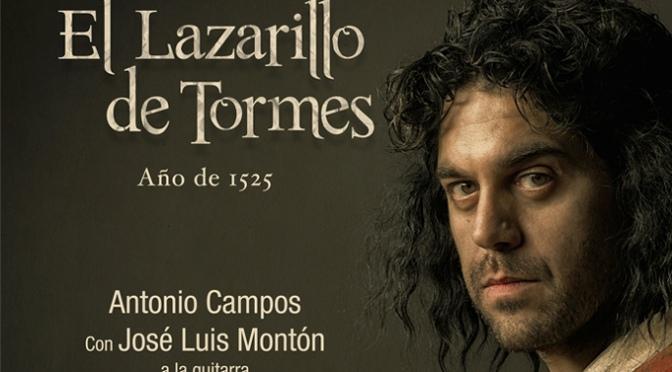"""""""Encuentro literario"""" con """"El Lazarillo de Tormes"""" esta tarde"""
