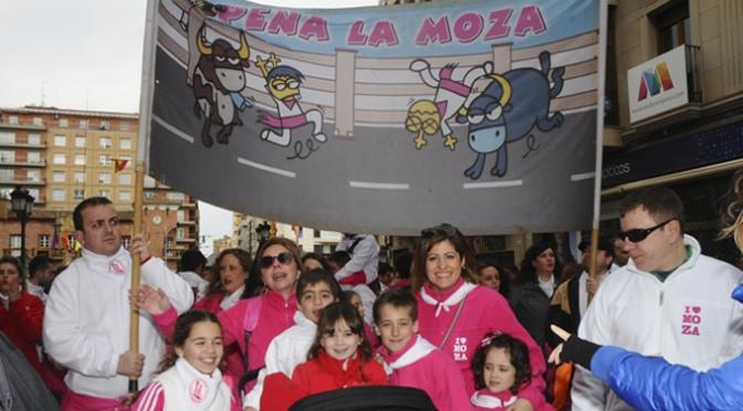 Peña La Moza