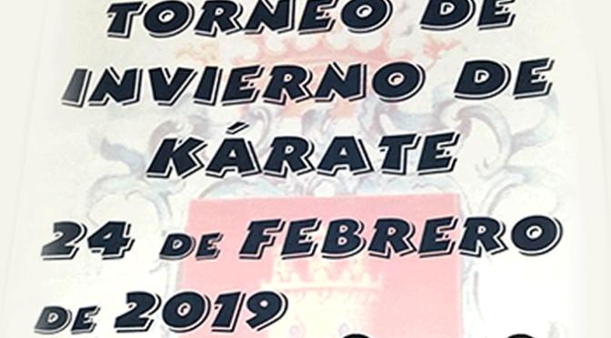 Torneo de Invierno de kárate para finalizar el mes de febrero