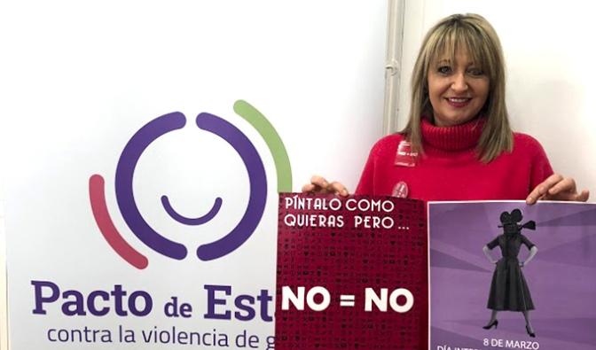Acciones contra la violencia de género en Calahorra