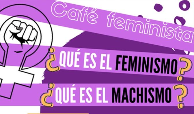 """El 8M no fue el final del movimiento y por eso continuan los """"Cafés Feministas"""""""