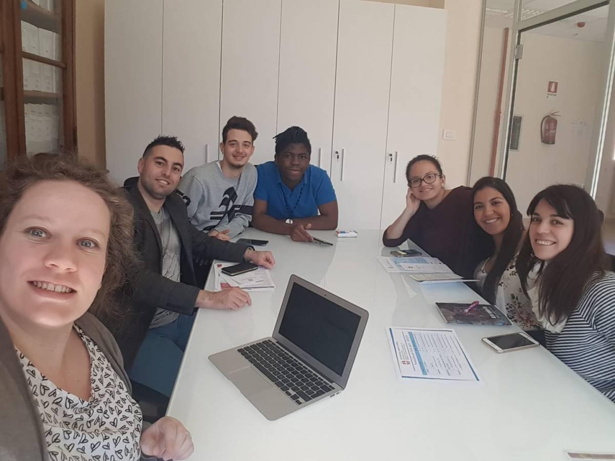 El Consejo de la Juventud Comarcal de Calahorra pioneros en un proyecto de voluntariado europeo