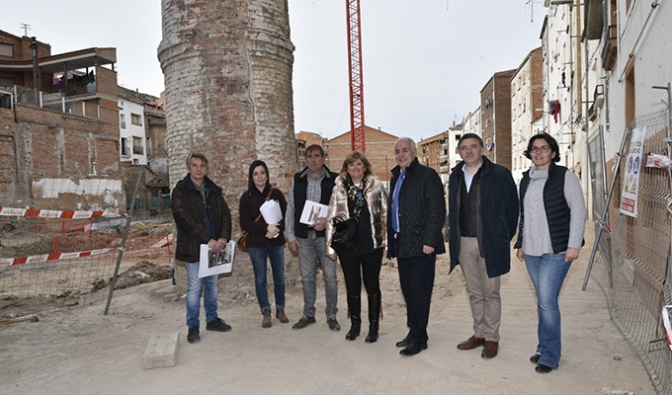Características del nuevo auditorio municipal que se está construyendo en Autol