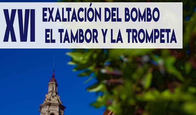 XVI Exaltación del Bombo, el Tambor y la Trompeta de Pradejón