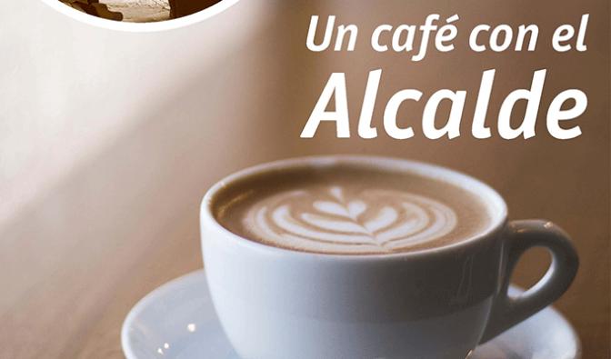"Segundo ""Café con el alcalde"" este jueves"