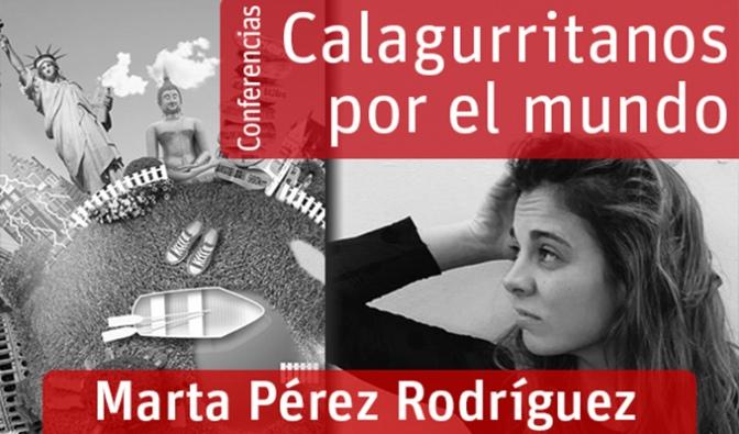 """El PSOE de Calahorra recupera las conferencias """"Calagurritanos por el mundo"""" con Marta Pérez Rodríguez"""