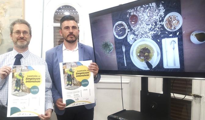 Campaña intensivas de limpieza en Calahorra