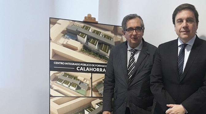 El nuevo Centro Integrado de Calahorra impulsará la Formación Profesional en La Rioja Baja