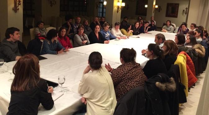 Celebrada la Tertulia con las asociaciones educativas de la ciudad