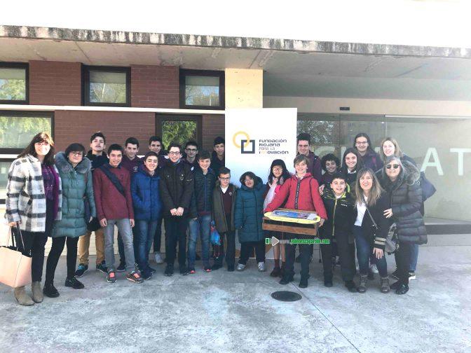 Agustinos consigue el primer premio en la categoría de Educación Especial en la Feria de Inspiratec