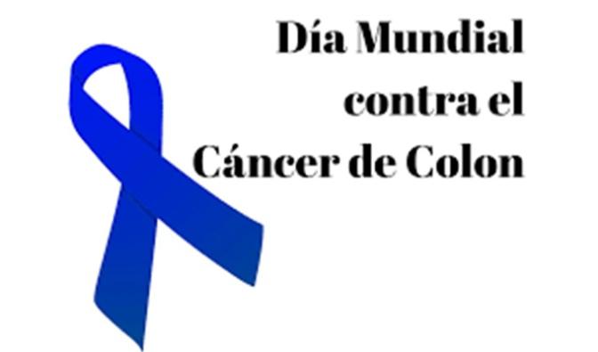 Mesa informativa en Calahorra con motivo del DIA MUNDIAL DEL CANCER DE COLON