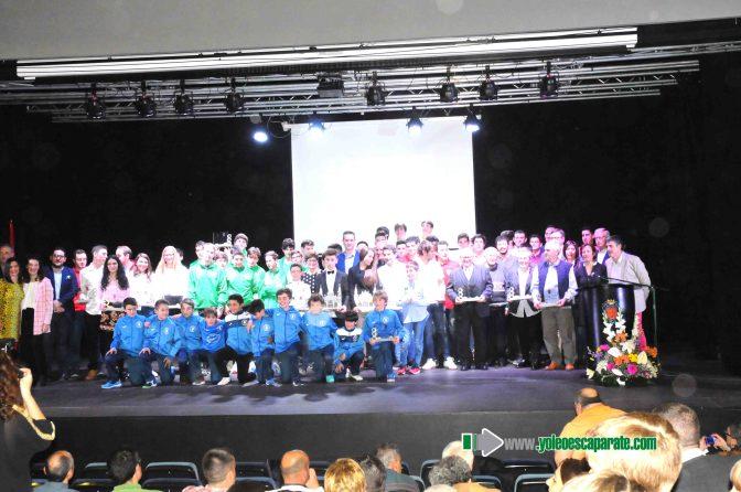 I Gala del deporte en Alfaro