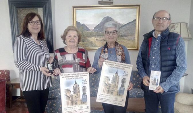 XIX Encuentro de Asociaciones del Camino Jacobeo del Ebro y del Mediterráneo