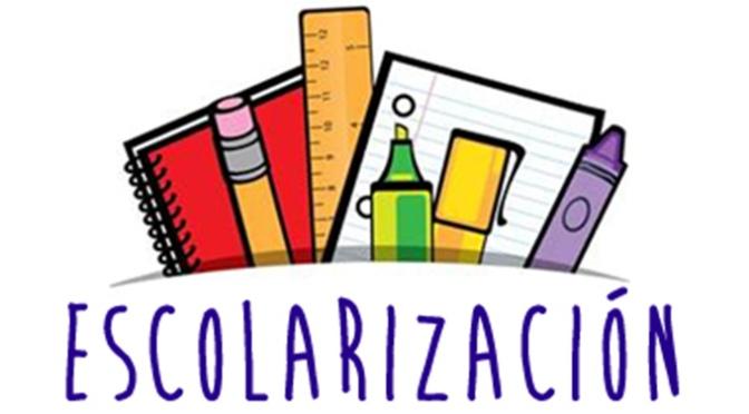 El próximo lunes comienza el plazo de escolarización para alumnos de segundo ciclo de Infantil, Primaria, ESO y Bachillerato