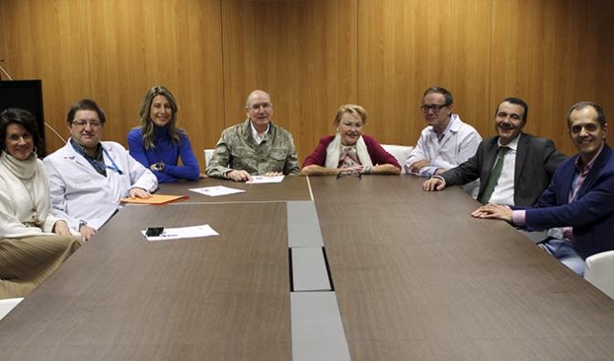 El CIBIR y la Fundación Ramón Óptica aúnan esfuerzos para adquirir equipamiento de última generación contra el cáncer