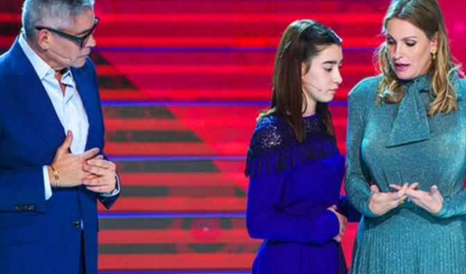 La rinconera Lucía España participa en el programa Prodigios de TVE