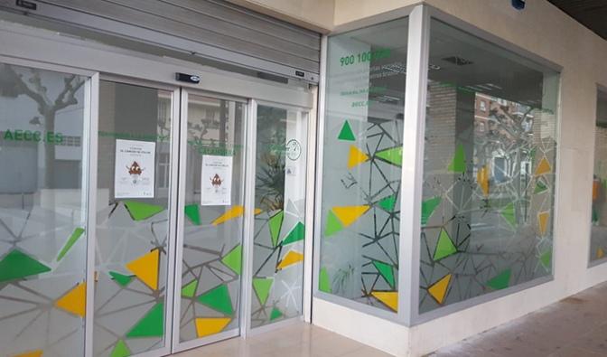 La Junta Local de la AECC Calahorra estrena nueva sede