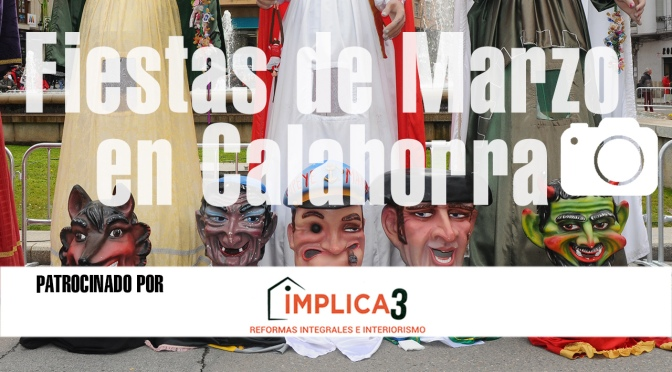 Galería: Imágenes del Chupinazo de Fiestas Marzo en Calahorra 2019