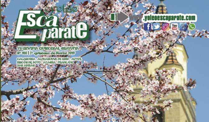 Llega la primavera a Escaparate 2ª Quincena de Marzo