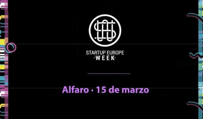 Jornada de la Startup en Alfaro