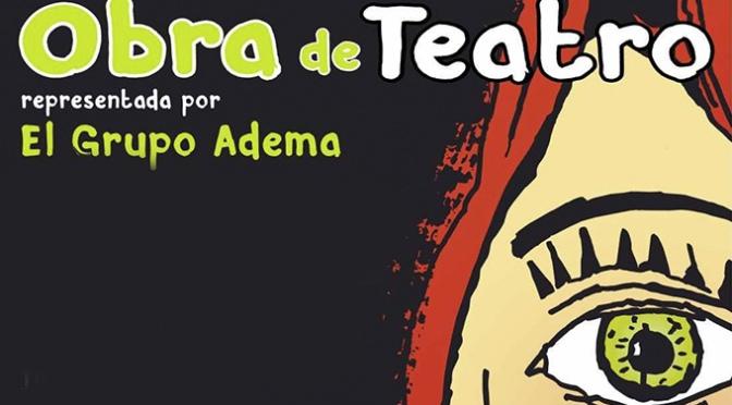"""El Grupo ADEMA de Alfaro representa mañana """"El planeta de los culos"""""""