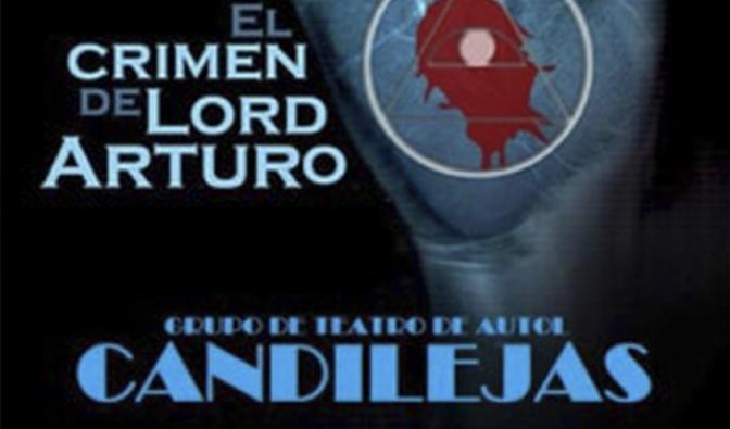 """La obra """"El Crimen de Lord Arturo"""" inaugura este domingo el ciclo de teatro amateur en San Adrián"""