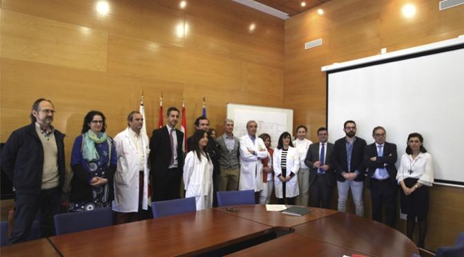 Comienzan los trámites de ampliación del servicio de Urgencias de la Fundación Hospital de Calahorra